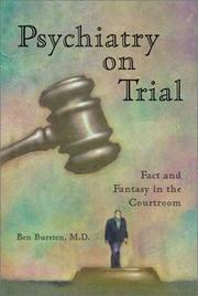 Psychiatry on trial PDF