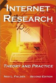 Internet research by Ned L. Fielden