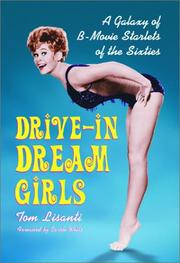 Drive-in dream girls by Tom Lisanti