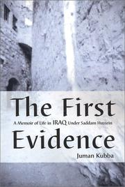 The First Evidence PDF