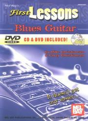 Mel Bay First Lessons Blues Guitar PDF