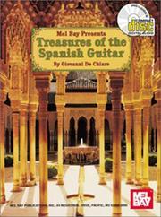 Mel Bay Treasures of the Spanish Guitar PDF