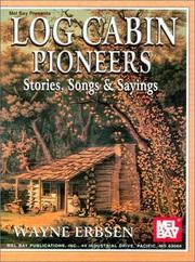 Mel  Bay Log Cabin Pioneers PDF