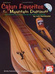 Mel Bay presents Cajun Favorites for Mountain Dulcimer