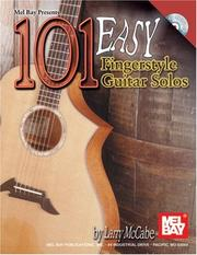 Mel Bay's 101 Easy Fingerstyle Guitar Solos PDF