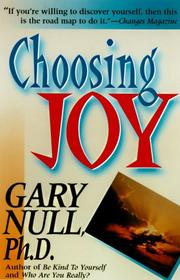 Choosing joy PDF