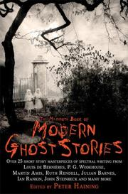 The Mammoth Book of Modern Ghost Stories PDF