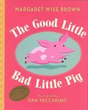 The good little bad little pig PDF