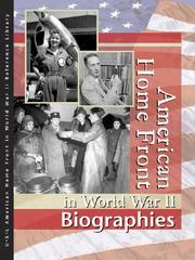 American Home Front in World War II Reference Library Edition 1. (American Homefront in World War II Reference Library) PDF