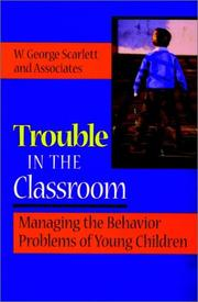 Trouble in the Classroom PDF