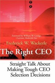 The Right CEO PDF