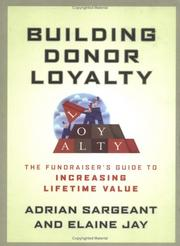 Building donor loyalty PDF
