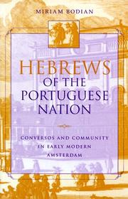 Hebrews of the Portuguese nation PDF