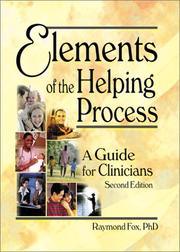 Elements of the Helping Process PDF