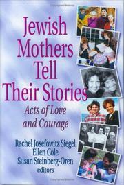 Jewish Mothers Tell Their Stories PDF