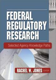 Federal Regulatory Research