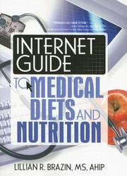 Internet Guide to Medical Diets And Nutrition PDF