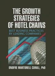 The growth strategies of hotel chains PDF