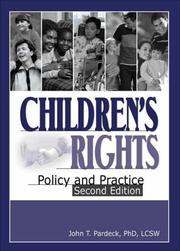 Children&#39;s Rights by John T. Pardeck
