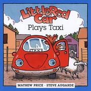 Little Red Car plays taxi by Mathew Price