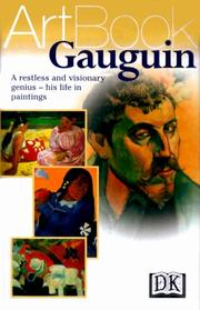 Cover of: Gauguin by Paul Gauguin
