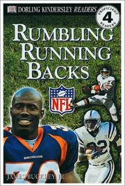 DK NFL Readers: Rambling Running Backs (Level 4: Proficient Readers)