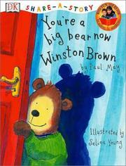 You're a big bear now, Winston Brown! PDF