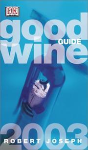 Good Wine Guide 2003 (Good Wine Guide, 2003) PDF