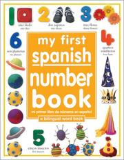 Mi primer libro de numeros = by Jane Yorke