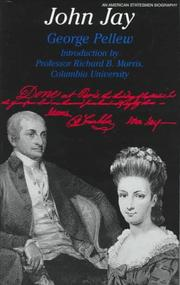 John Jay by Pellew, George