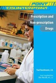 Prescription and Non-prescription Drugs (Point/Counterpoint) PDF