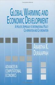 Global Warming and Economic Development PDF