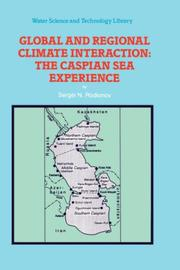 Global and regional climate interaction by S. N. Rodionov