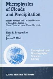 Microphysics of clouds and precipitation by Hans R. Pruppacher