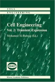 Cell Engineering - Transient Expression (Cell Engineering Volume 2) (Cell Engineering)