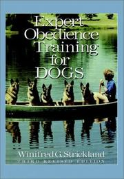 Expert obedience training for dogs PDF