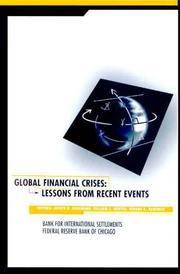 Global Financial Crises:
