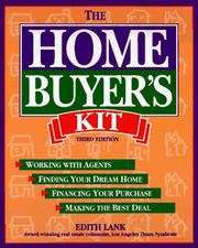 The homebuyer's kit by Edith Lank