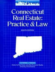 Connecticut real estate by Katherine A. Pancak