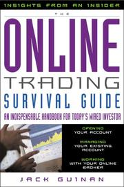 The Online Trading Survival Guide PDF