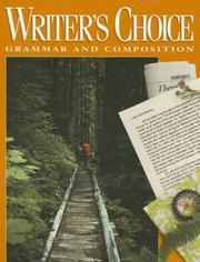 Writer's Choice PDF