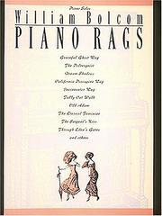 Piano Rags PDF