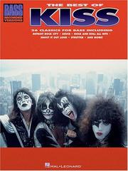 The Best of Kiss for Bass Guitar PDF
