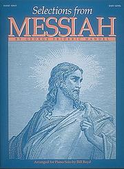 Selections from Messiah PDF