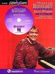 Warren Bernhardt Teaches Jazz Piano PDF