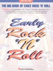 Big Book of Early Rock n Roll PDF
