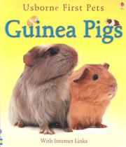 Guinea Pigs (First Pets) PDF