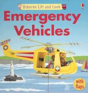 Emergency Vehicles (Lift and Look) PDF