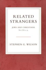 Related Strangers by S. G. Wilson
