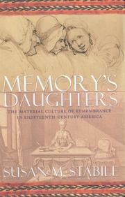 Memory's daughters PDF